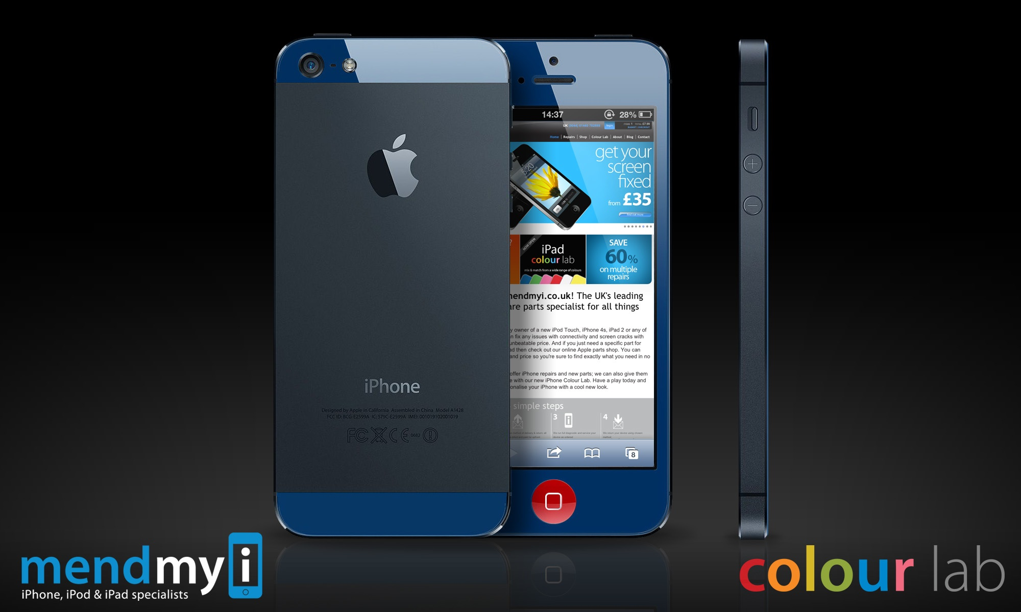 Mendmyi What The IPhone 5 Should Look Like Colour Lab