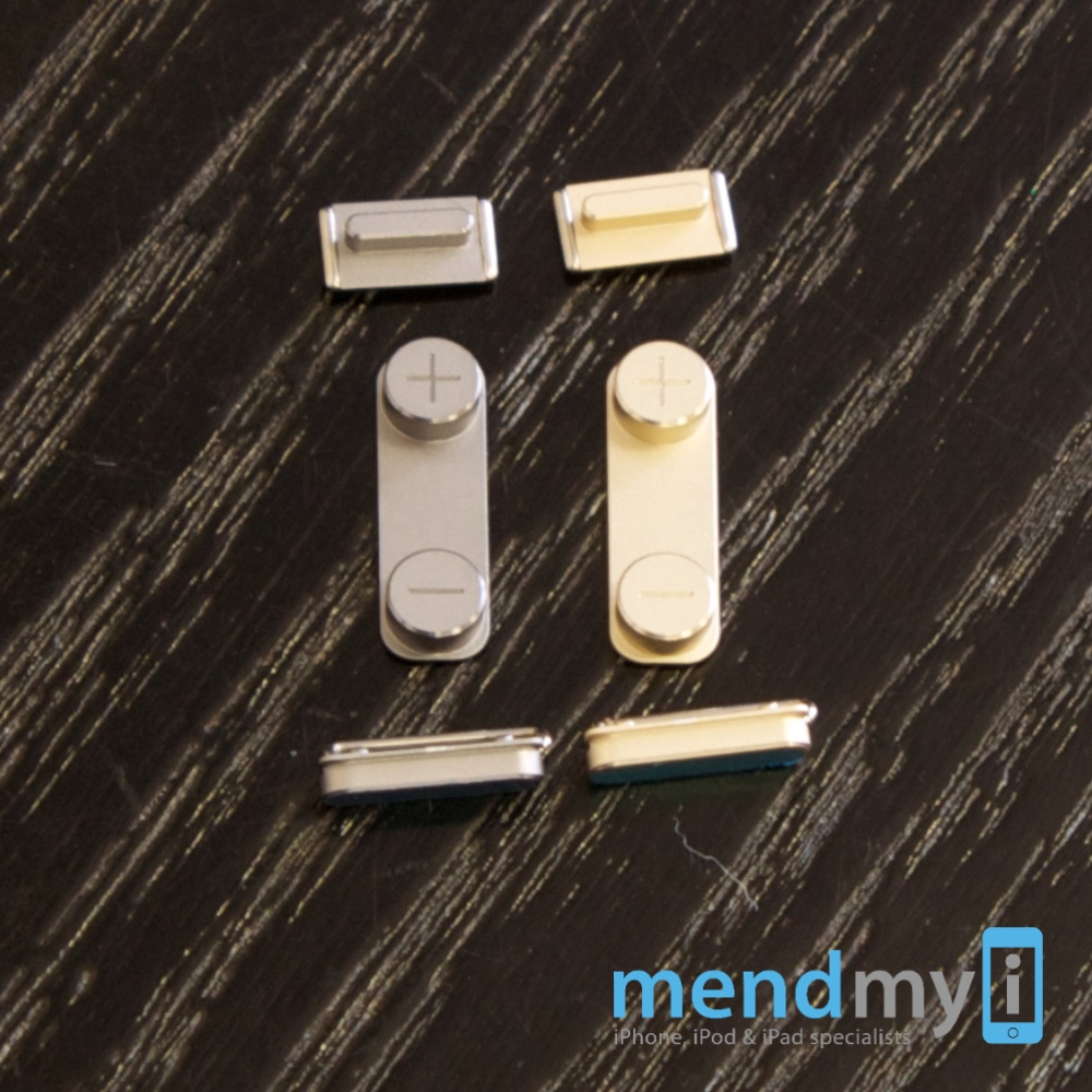 iPhone 5S Buttons