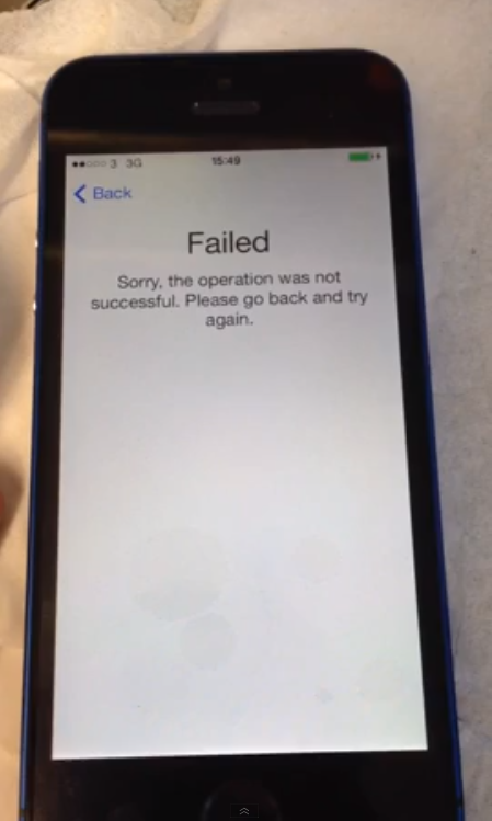 iphone 5s touch id not working the touch id sensor itself is to every individual 19330